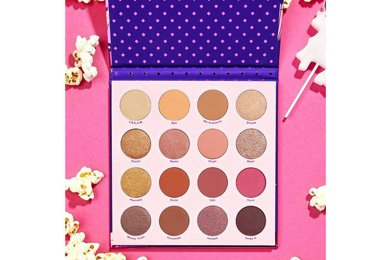ColourPop Ultra Shiny Metallics Eyeshadow Palette