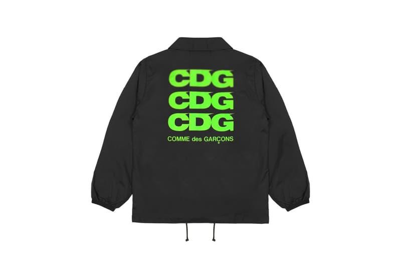 COMME des GARÇONS Breaking News CDG Jackets T-Shirts