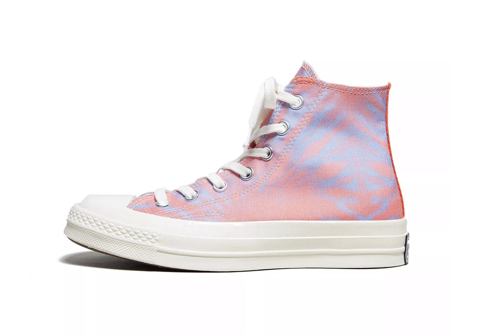 Converse Chuck Taylor All Star Tie-Dye Pink Purple Sneakers