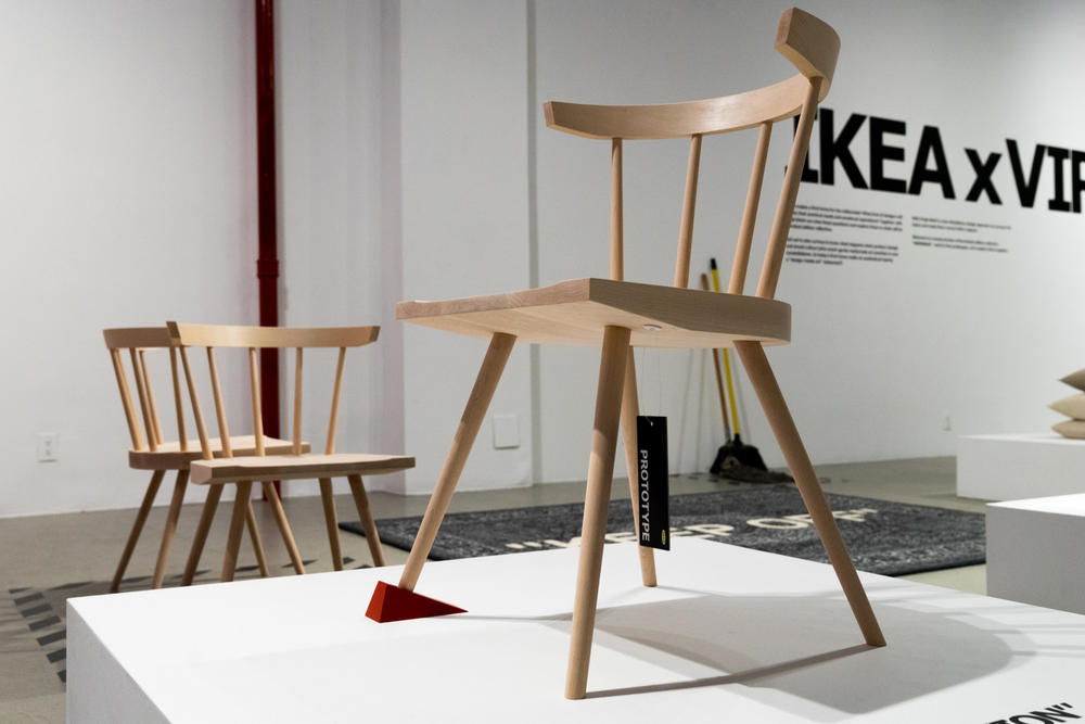 Diet Prada Calls Out Virgil Abloh's IKEA Collaboration Collection Rip Off Copy Furniture Design