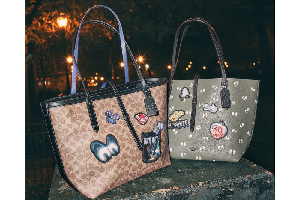 Disney Coach A Dark Fairy Tale Fanny Pack Tote Campaign