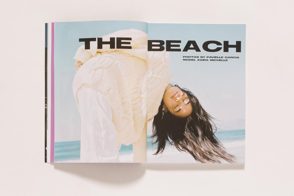 Emily Oberg Launches Issue 3 of 'Sporty & Rich' Magazine Fashion Editorial Publication Sportswear Nike