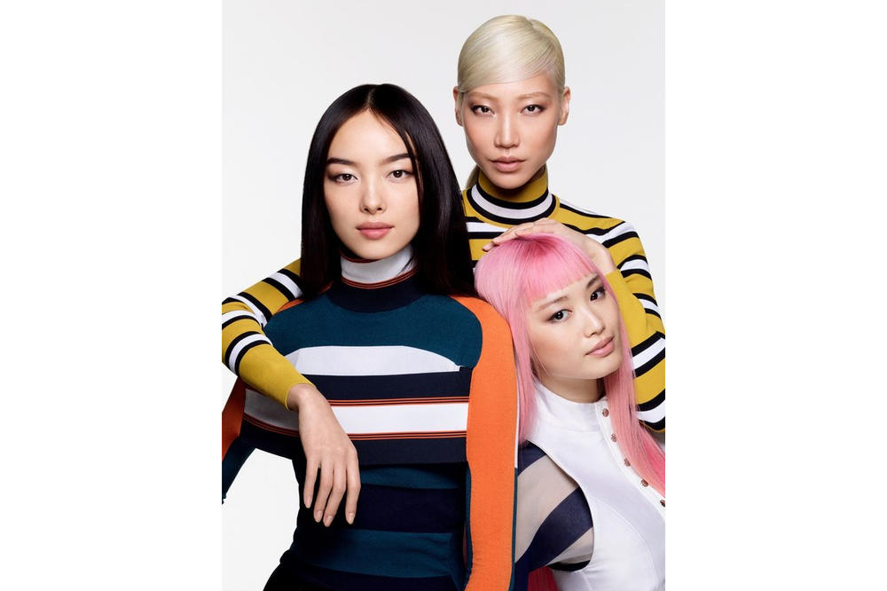 Allure June 2018 Hair Guide Issue Fernanda Ly Fei Fei Sun Soo Joo Park