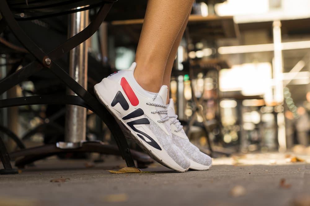FILA Mindbreaker 2.0 Running Shoe First Look Sneaker Trainer Shoe