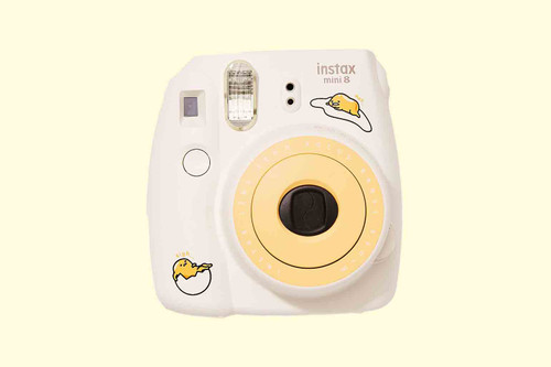 Gudetama Is Fujifilms New Friend On The Cutest Instant Camera Ever
