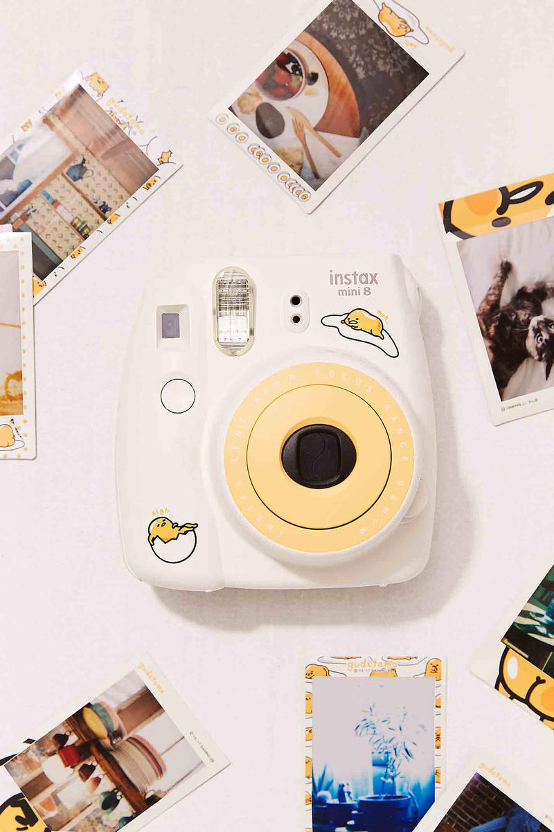 Fujifilm Instax Mini 8 Gudetama Instant Camera