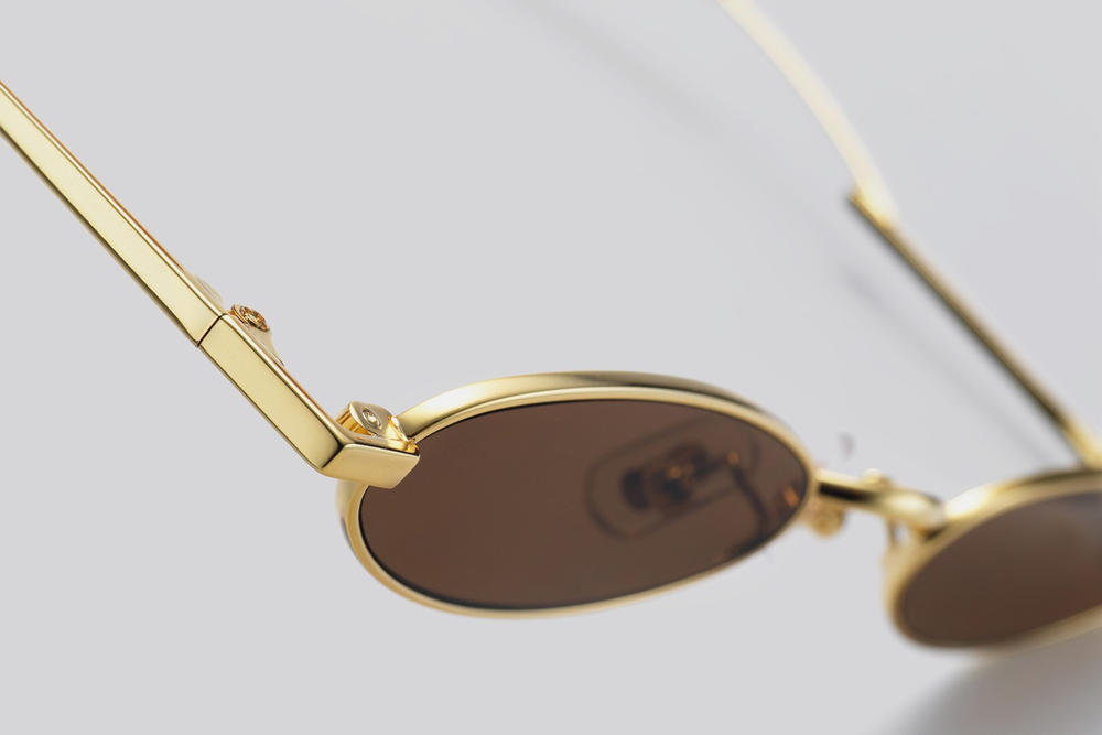 77d01a3a83d7d SSENSE x Gentle Monster Exclusive Sunglasses Shades Accessories Small Metal  Frames Trend