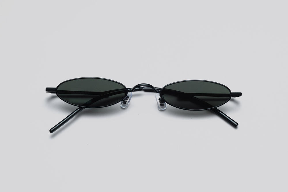 SSENSE x Gentle Monster Exclusive Sunglasses Shades Accessories Small Metal Frames Trend