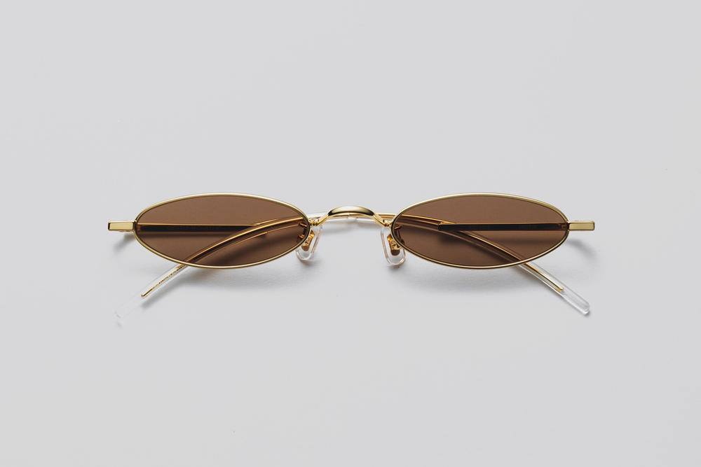 4bb416dcba97 SSENSE x Gentle Monster Exclusive Sunglasses Shades Accessories Small Metal  Frames Trend