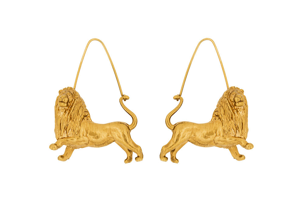 Givenchy Zodiac Jewelry Collection Rings Earrings Fall 2018