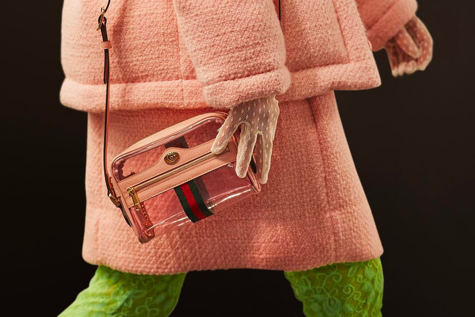 973e3f01610 Gucci Cruise 2019 Handbags
