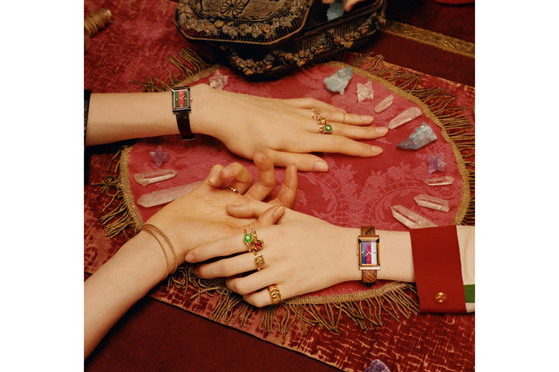 Gucci Taps Tippie Hedren for its latest Campaign Accessories Jewelry Watches Psychic