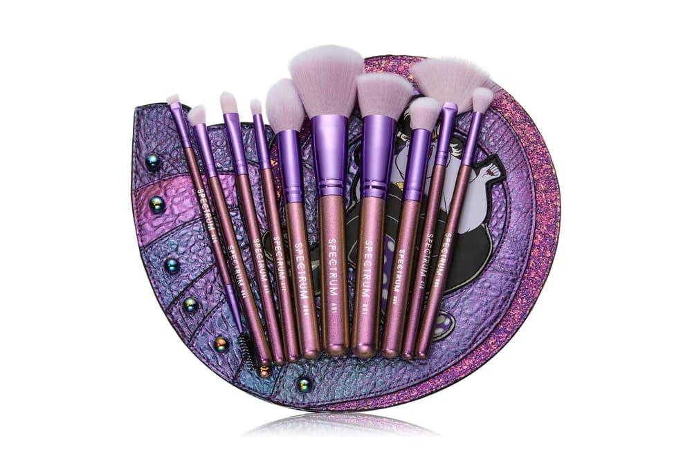 Disney Spectrum The Little Mermaid Makeup Brushes