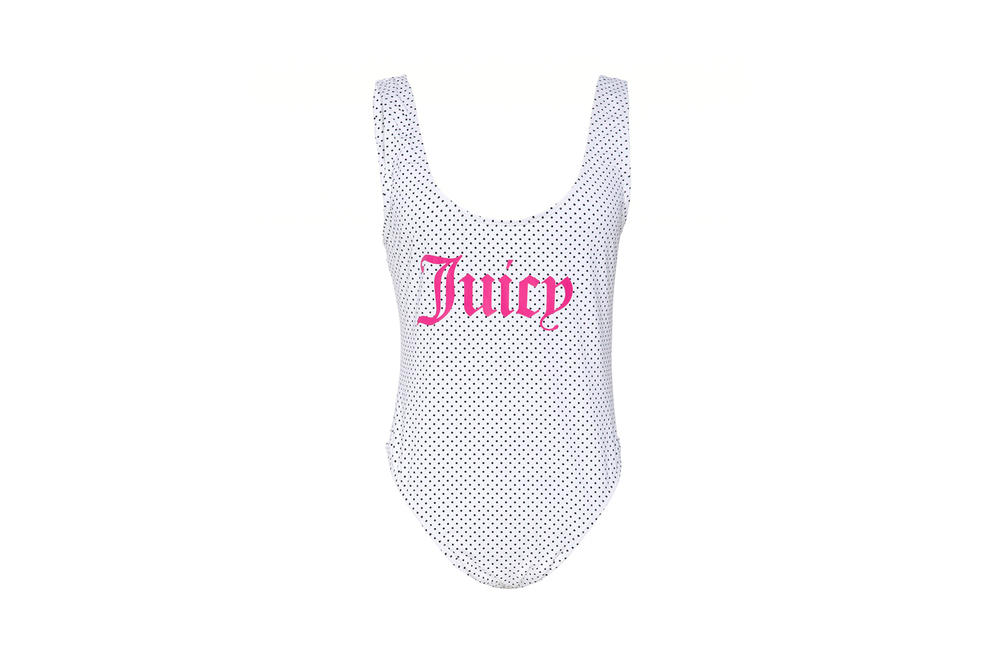 Juicy Couture Swimwear Swimsuit Spring Summer 2018 Collection
