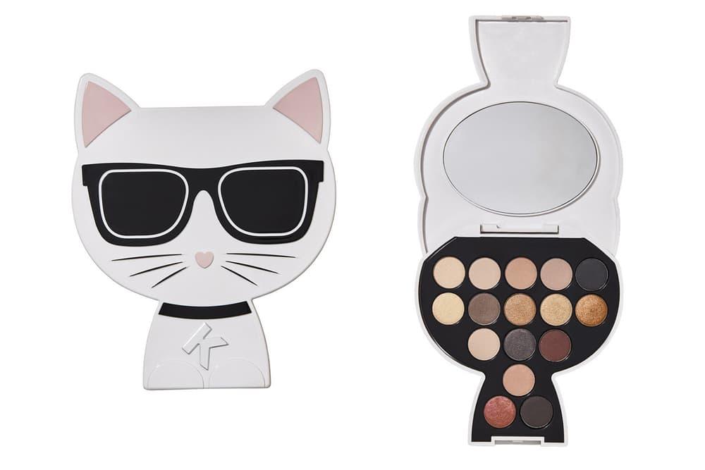 Karl Lagerfeld ModelCo Choupette Eyeshadow Palette