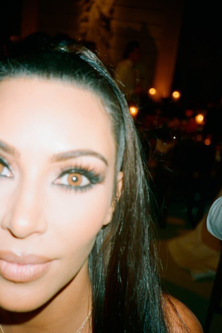 Kendall Jenner Met Gala 2018 Personal Photos Kim Kardashian