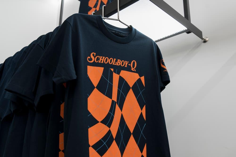 SZA Championship Tour Merch Pop-Up in Vancouver Kendrick Lamar Schoolboy Q Livestock Canada Tour Music