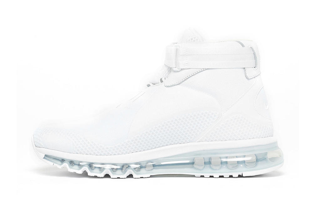 Kim Jones x Nike NikeLab Air Max 360 Hi KJ White