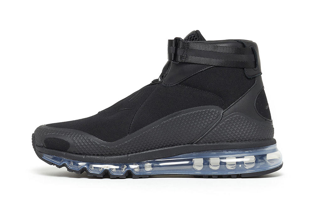 Kim Jones x Nike NikeLab Air Max 360 Hi KJ Black