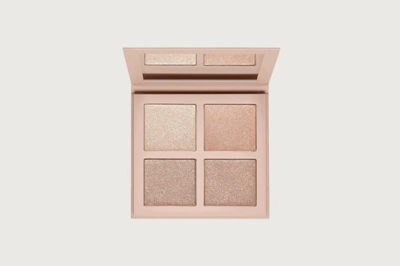kkw beauty highlighter palettes kim kardashian makeup beauty