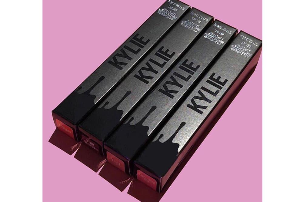 Kylie Cosmetics Matte Liquid Lipstick High Maintenance Apricot Libra and Head Over Heels