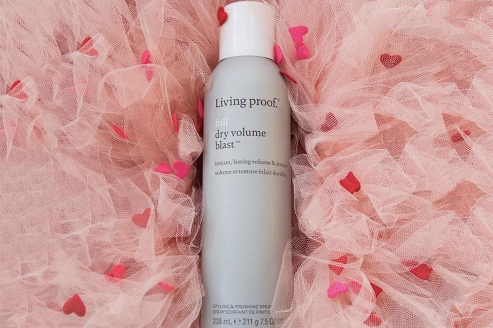 Living Proof Full Dry Volume Blast Hair Product Review