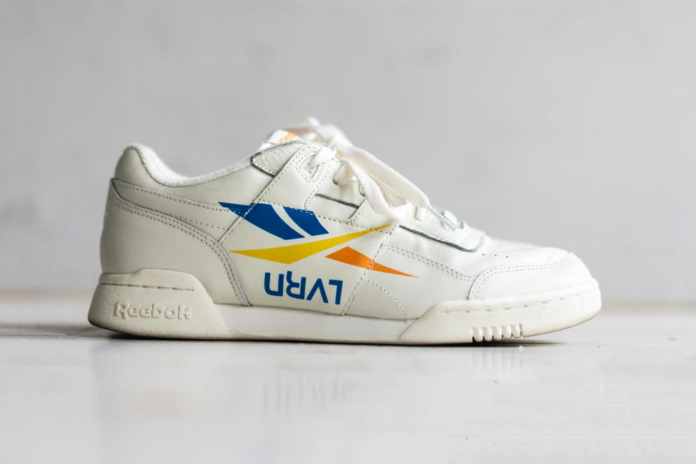 4932e630561c LVRN x FRKO x Reebok Workout Plus Off-White