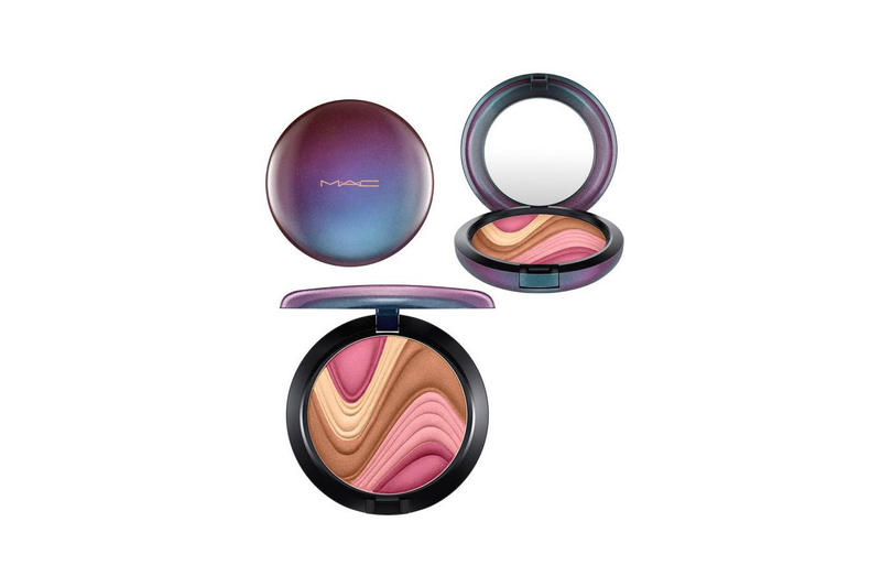 MAC Mirage Noir Summer 2018 Collection Pearl Matte Face Powder Mother O' Pearl