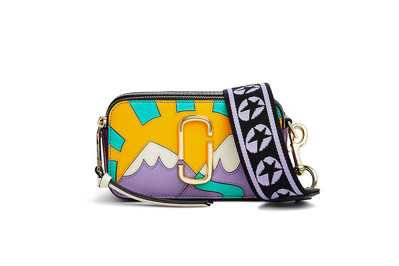Marc Jacobs Anna Sui Capsule Collection Limited Edition Bags Keychain Apparel Tshirt Print Will Broome