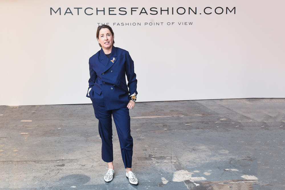 Natalie Kingham MATCHEFASHION Fashion Buying Director