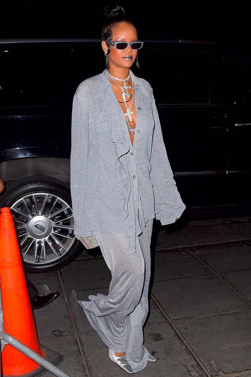 Met Gala 2018 After Party Rihanna