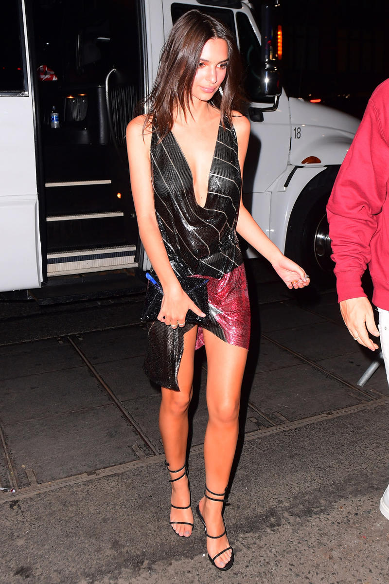 Met Gala 2018 After Party Emily Ratajkowski