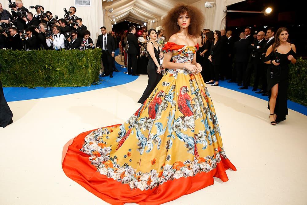 Met Gala 2018: Everything You Need to Know Where to Watch Met Gala Red Carpet Celebrities Fashion Anna Wintour Vogue Kim Kardashian Zendaya Selena Gomez Kylie Jenner Donatella Versace Rihanna Amal Clooney