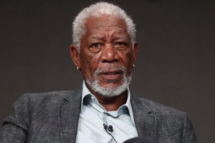 Morgan Freeman Sexual Harassment Statement Times Up Hollywood Entertainment Allegations