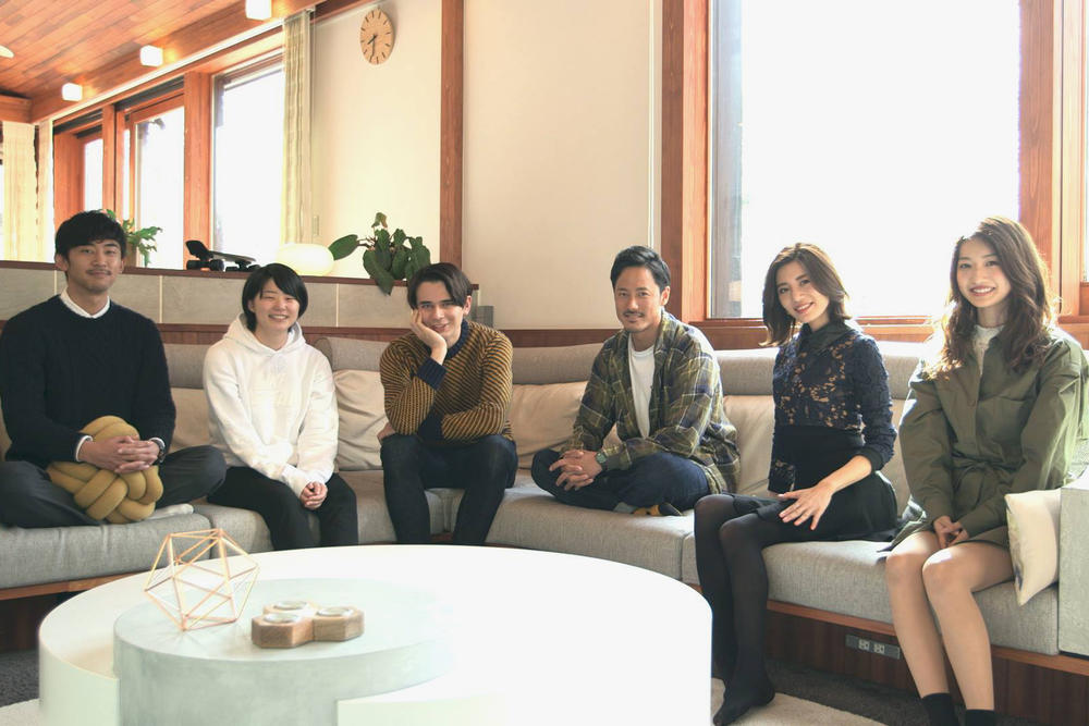 Netflix Terrace House Opening New Doors Part Two Group Photo