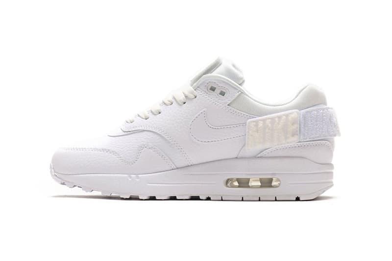 Nike Air Max 1-100 Triple White