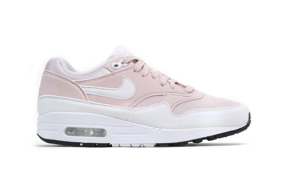 Nike Air Max 1 Barely Rose White