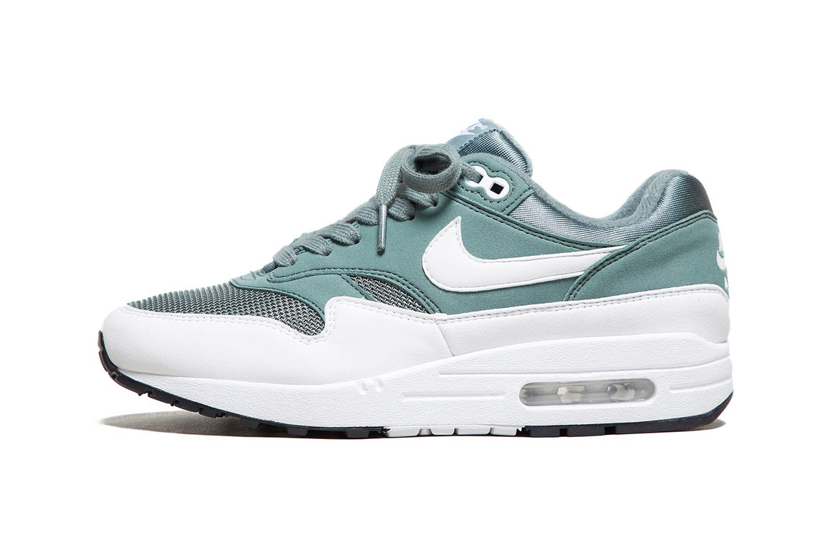 large discount aliexpress purchase cheap Nike Releases Air Max 1 in Green and White | HYPEBAE