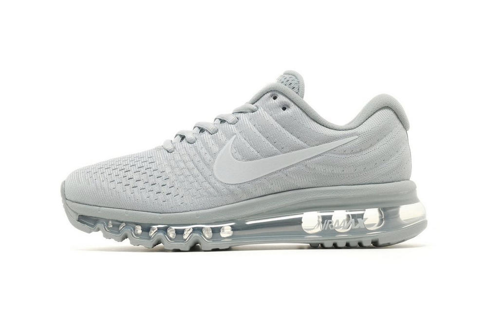 sports shoes 79598 ef8cc Nike s Air Max 2017 Just Got a Fresh, Pale Mint Makeover