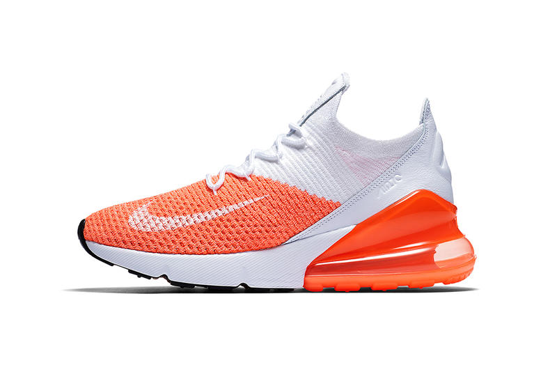 Nike Drops Air Max 270 Flyknit