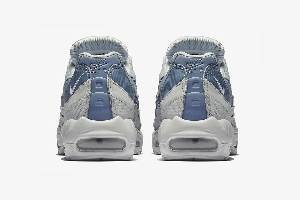 nike air max 95 blue grey white
