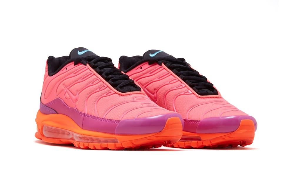 Nike Air Max 97 Plus Sneaker Racer Pink Hyper Magenta