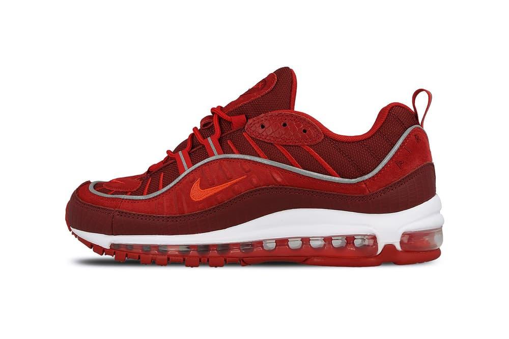 Nike Air Max 98 SE Team Red
