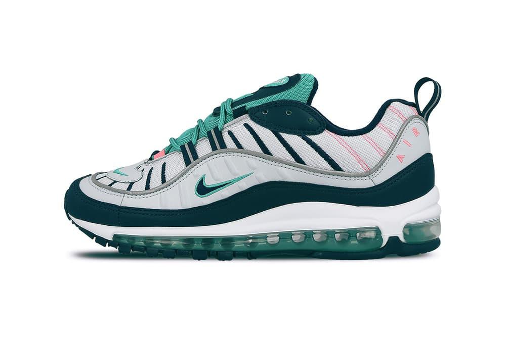 c36bdbbc41a Nike Air Max 98 Spring 2018 Colorways