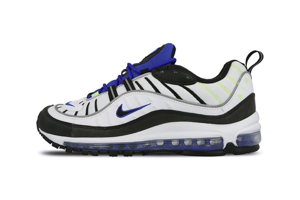 Nike Air Max 98 Racer Blue