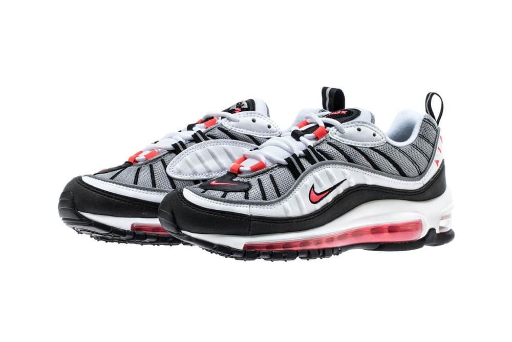 Nike Air Max 98 Solar Red