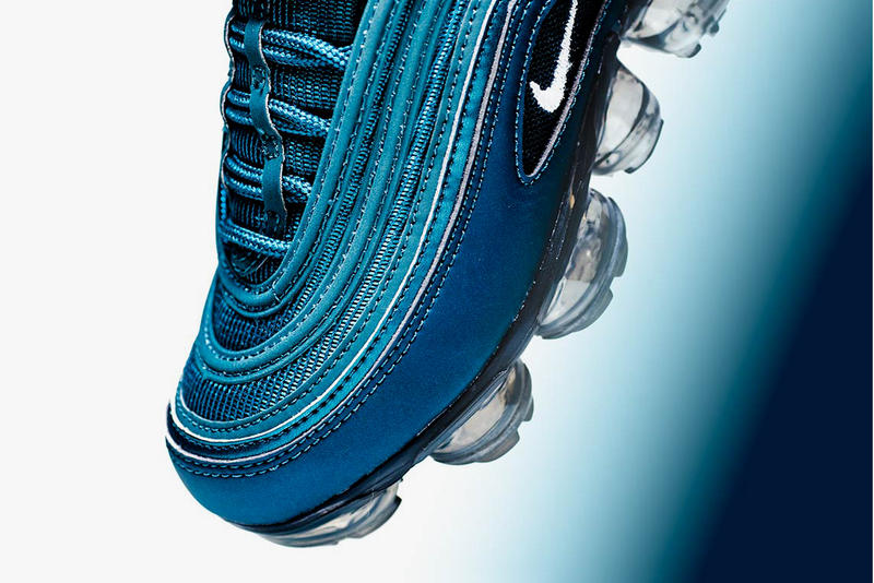 Nike Air VaporMax 97 Metallic Dark Sea Blue