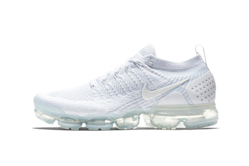 hot sale online 37a78 4398b Nike Air VaporMax 2.0 Triple White Release Date | HYPEBAE