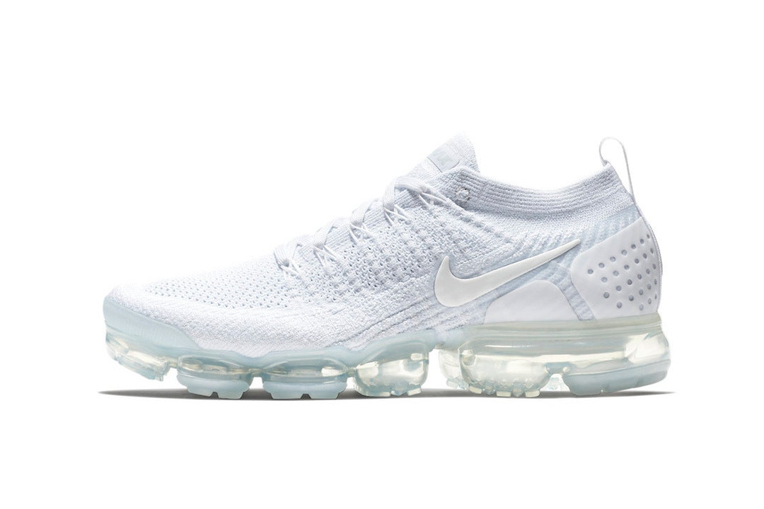 hot sale online 29d4d 355c9 Nike Air VaporMax 2.0 Triple White Release Date   HYPEBAE