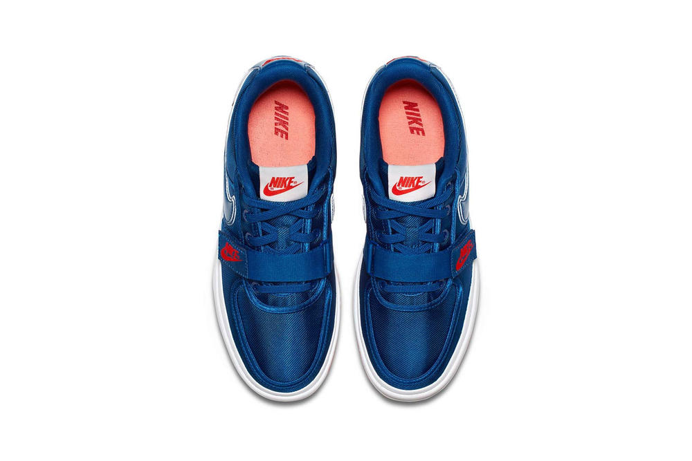 Nike Vandal Surprise Blue Red